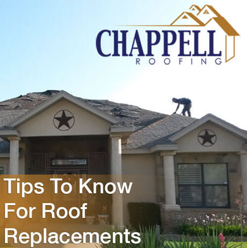 Tips to know for roof replacements