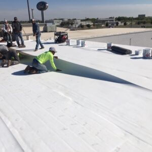 ROGERS FORD - COMMERCIAL TPO ROOF PHOTOSIMG_2831